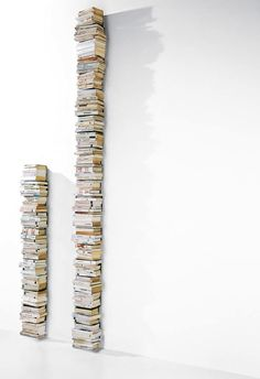 PTOLOMEO BY BRUNO RAINALDI - The original vertical self-standing bookcase.