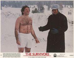 "Robin Williams with Walter Mathau  ""SURVIVORS"" 1983 Movie | eBay"