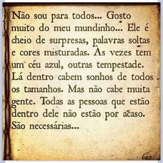 Story of my life Favorite Quotes, Best Quotes, Life Quotes, More Than Words, Some Words, Portuguese Quotes, Inspire Me, Quote Of The Day, Quotations
