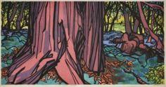 """[ """"Moss Garden"""" (1968) Clifton Karhu ]"""