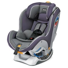 Check out the new Chicco NextFit Convertible Car Seat - the ONLY seat your child will need from birth to preschool.