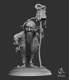 Jean-Baptiste Monge jbmonge | Illustrator Character Designer | Canada | 3D