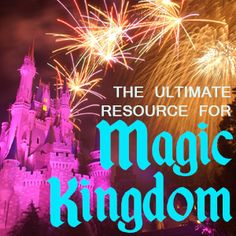Complete guide to all Magic Kingdom attractions - tips, touring advice, videos