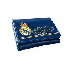 Cartera billetera real madrid   Este artículo lo encontrará en nuestra tienda on line de complementos www.worldmagic.es info@worldmagic.es 951381126 Para lo que necesites a su disposición