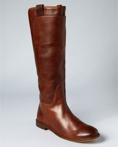 frye+boots | Frye Boots Paige Tall Riding in Brown (cognac) - Lyst