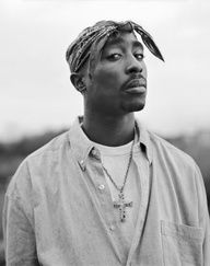 Tupac Shakur (Rap/Hip Hop)