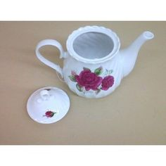Teapot, ceramic only $8.99. Gorgeous for your next tea time gathering