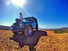 Thank you @Jeep! Nothing like an off road adventure with a friend on the #Baja