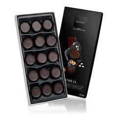 Hotel Chocolat Gianduja Praline Chocolates
