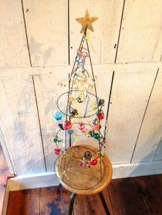 maya*made: tomato cage tree