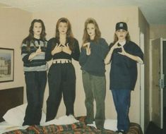 Images of Cholas From California | source cholas org and one of you dyes your hair blond