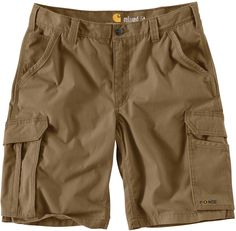 Men S Brushed Twill Cargo Shorts 10 1 2 Quot Old Navy