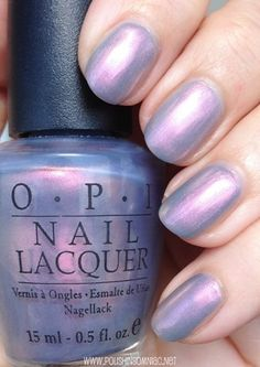 OPI Sugar Plum Yum-one of my all time favorites Colorful Nail Designs, Cool Nail Designs, Ten Nails, Nail Lacquer, Nail Polishes, Pretty Nail Art, Purple Nails, Fancy Nails, Nail Polish Colors