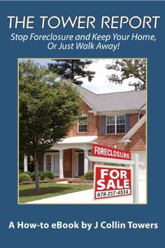 Stop Foreclosure and keep your home, or Just Walk Away by Anne Younger. $28.94. 274 pages. Publisher: Collin Towers (August 4, 2010). Learn over 40 methods, options, alternatives, strategies to Stop or Stall your foreclosure or learn how to walk away with no financial obligations.An information and fact rich eBook containing over 160 pages of very useful and helpful information. Show more Show less