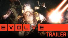 Just a tease to Turtle Rock's Evolve. No gameplay. But the trailer is cool anyway.