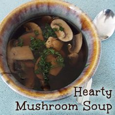 Blog post at The PinterTest Kitchen : The Hearty Mushroom Soup is an original recipe from Cathy Repp from Beaurgards Catering. We asked her to share it with everyone here at The [..]