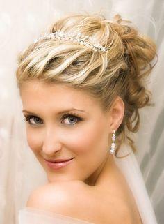 свадебные причёски на длинные волосы с цветами - Поиск в Google