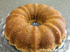Sugar Spice and Spilled Milk: Fresh Apple Cake
