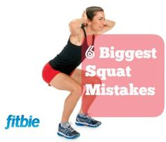 Squats are one of the best exercises for a stronger, fitter you—but only if you do them right. So before you crank out another rep, make sure your squats aren't falling victim to these all-too-common mistakes: Fitness Nutrition, Fitness Tips, Squat Workout, Squat Exercise, Wellness Tips, Health And Wellness, Proper Squat Form, How To Squat Properly, Fit Board Workouts
