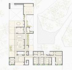 Casa GS,Planta Primer Piso
