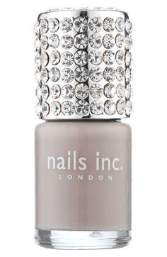 nails inc. London 'Crystal Cap' Nail Polish