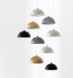 Nemo Lighting | Coupole | design by Franco Albini