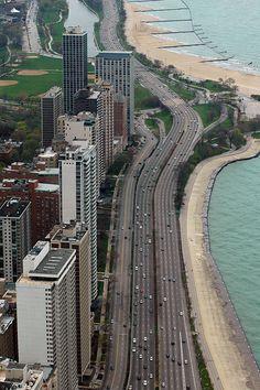 Lake Shore Drive - Chicago, Illinois