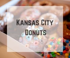 In preparation for National Donut Day, Julia and her daughter ate their way through a Kansas City donut tour. Check out their favorites and plan your next donut morning (or evening, we don't judge) http://kansascity.citymomsblog.com/kansas-city-donut-tour/