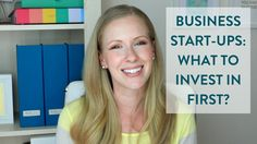 What to Invest In First When Starting a Business