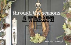 Thru the seasons-a w