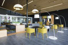 Achille armchair @ Cummunity Rucphen, Netherland, Architect: Aarts & co kantoor - en projectinrichters, Photo: Tommy de Lange