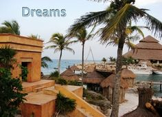 Dreams Greeting Card.  Motivational and Inspirational Cards.