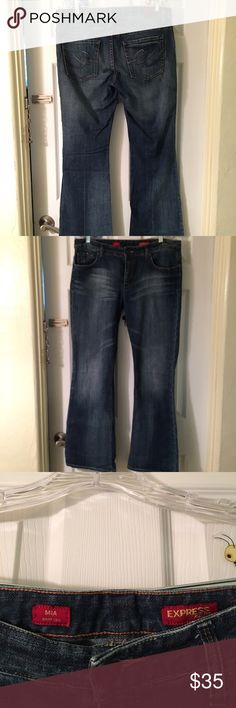 Express jeans size 12a Perfect 👌 condition worn maybe twice! Express Jeans Boot Cut
