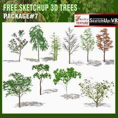 1000 images about sketchup on pinterest 3d tree tree and models. Black Bedroom Furniture Sets. Home Design Ideas