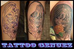Tattoo com Carina Garcia
