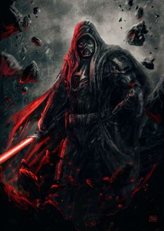Darth Vader Redesign - by Patricio Clarey Fanart redesign of Star Wars for the Brainstorm challenge 17 More selected entries here