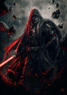 Darth Vader Patricio Clarey