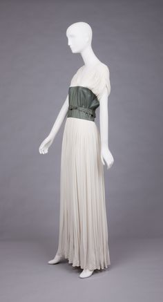 Madame Alix Gres  France  1950-59  Silk jersey and taffeta