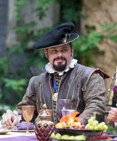 Elizabethan Men's Accessories by ladyrose04.deviantart.com on @deviantART