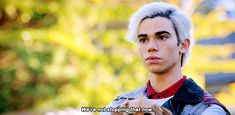 We're not stopping that now Cameron Boyce Carlos