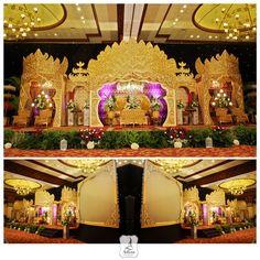 Lampung wedding decoration Venue : Balai Kartini