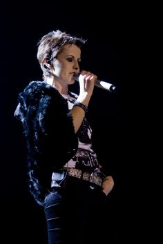 The Cranberries - and not just for Zombie - Delores' Irish charisma and attitude shines in every song