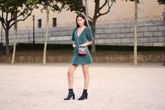 The Little Suede Dress | Fashionvibe