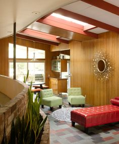 Remarkable Mid-Century House in Savannah | Old House Online
