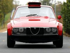 1972 Alfa Romeo GT 2000 Junior Z Periscopica