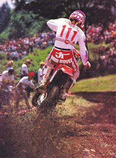 JMB one of the greatest # Jean Michel Bayle # Mx # motocross