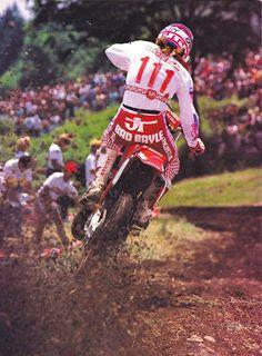 JMB one of the greatest # Jean Michel Bayle # Mx # motocross