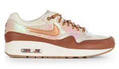 Nike Air Max 1 PRM sl rggd orng mtlc lstr