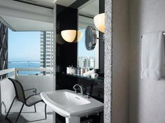 awesome i love this one from @Vacation Ideas #bathroom
