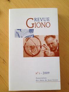 #revue littéraire : Revue Giono n°3, 2009. 282 pp. brochées.